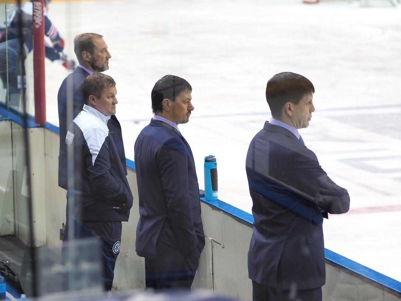 20Плей-офф 2016 Восток 1/2 Металлург - Сибирь 10.03.2016