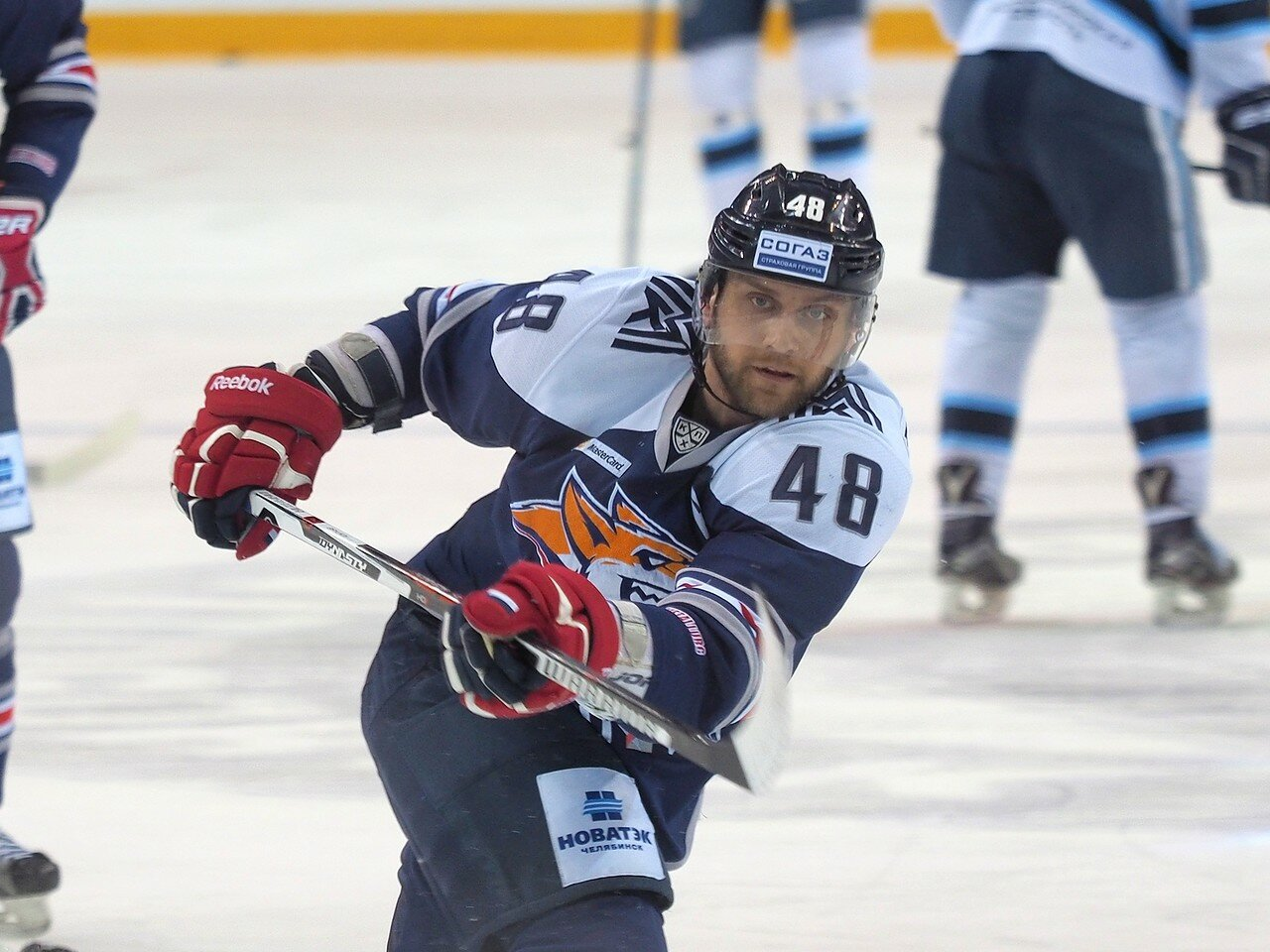 34Плей-офф 2016 Восток 1/2 Металлург - Сибирь 10.03.2016