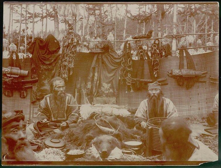 Аборигены Сахалина, Российская Империя, 1902—1905 г..jpg
