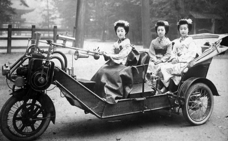 Заря японского автопрома... 1920 год.jpg