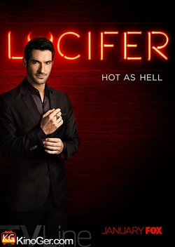 Lucifer Staffel 01-04 (2016)