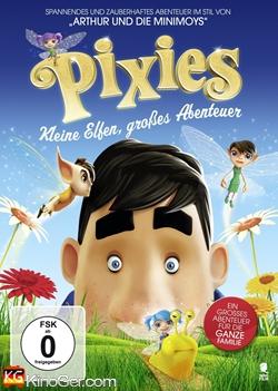 Pixies - Kleine Elfen großes Abenteuer (2015)