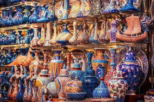Турецкий рынок Гранд Базар