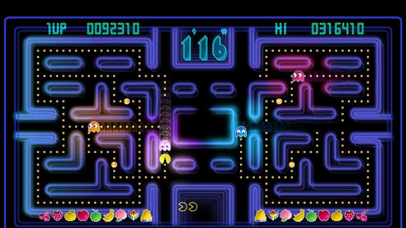 Pac-Man - японская игра-легенда