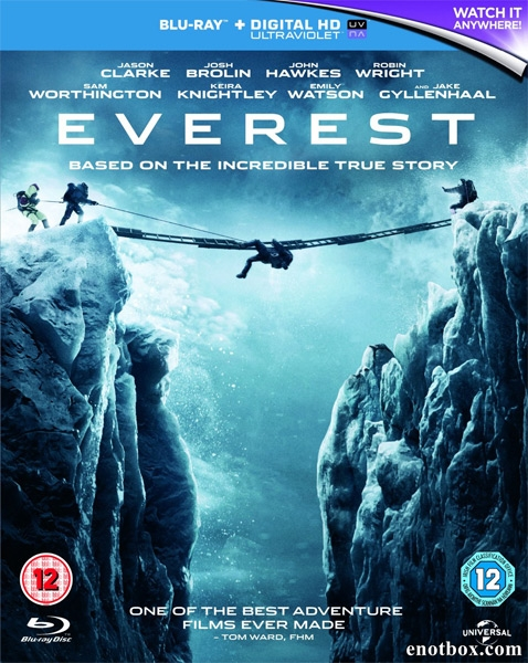 Эверест / Everest (2015/BDRip/HDRip/3D)