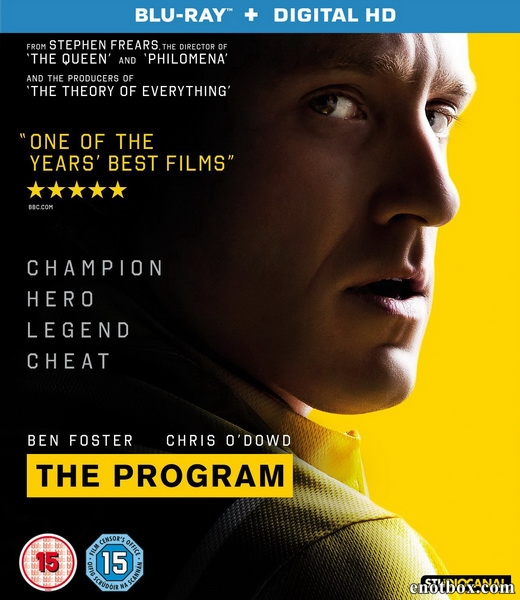 Допинг / The Program (2015/BDRip/HDRip)