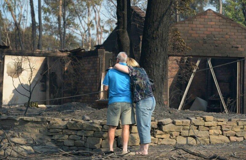 Австралия после большого пожара