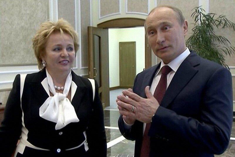 Людмила Путина вышла замуж. За кого, спросили у Пескова