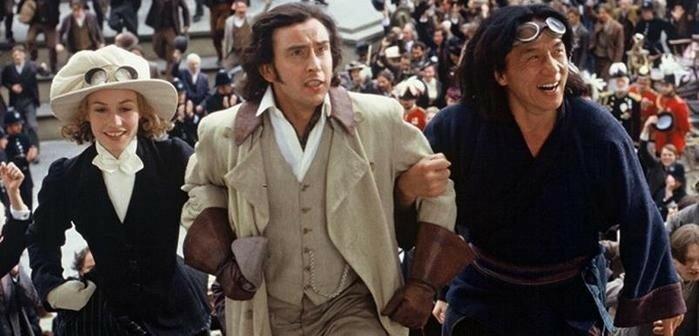 Топ 10 лучших фильмов с Джеки Чаном