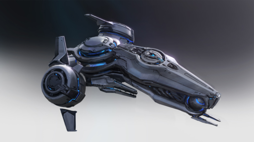 Halo 5 Процедура экстренной эвакуации [Emergency Boarding Procedures]
