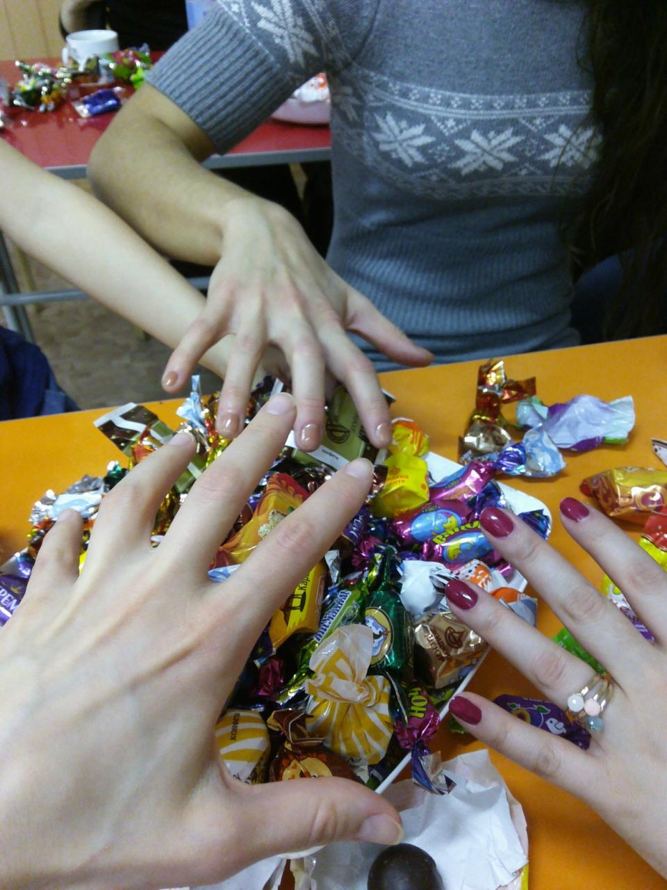 Maroosya на Шоколадной фабрике
