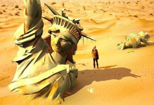 Россия и Запад: О «моральном превосходстве» Запада и его кривой роже