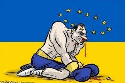 Хроники триффидов: Как пройдёт нацизм на Украине