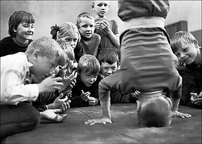 Советских детей пост