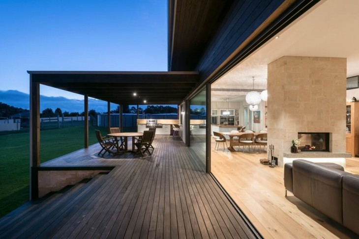House in Yallingup by Adrian Zorzi - Archiscene - Your Daily Architecture & Design Update