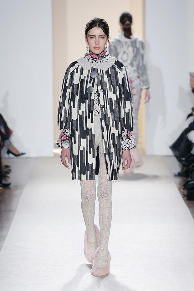 #MFW Blugirl Fall Winter 2016 Collection - Design Scene - Fashion, Photography, Style & Design