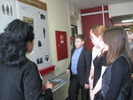 Посещение музея истории органов внутренних дел