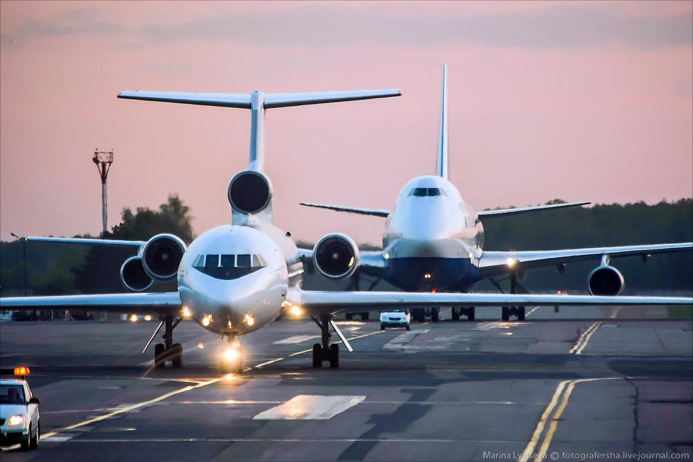 Гражданская авиация России