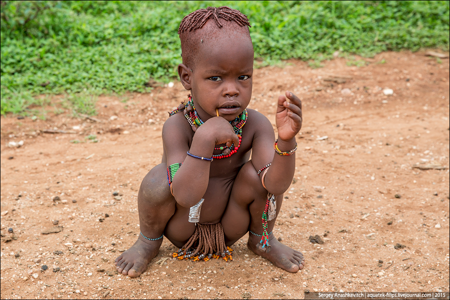 фото голые африканские мальчики племени