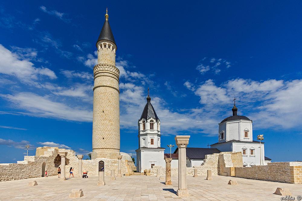 Болгар татарстан что посмотреть