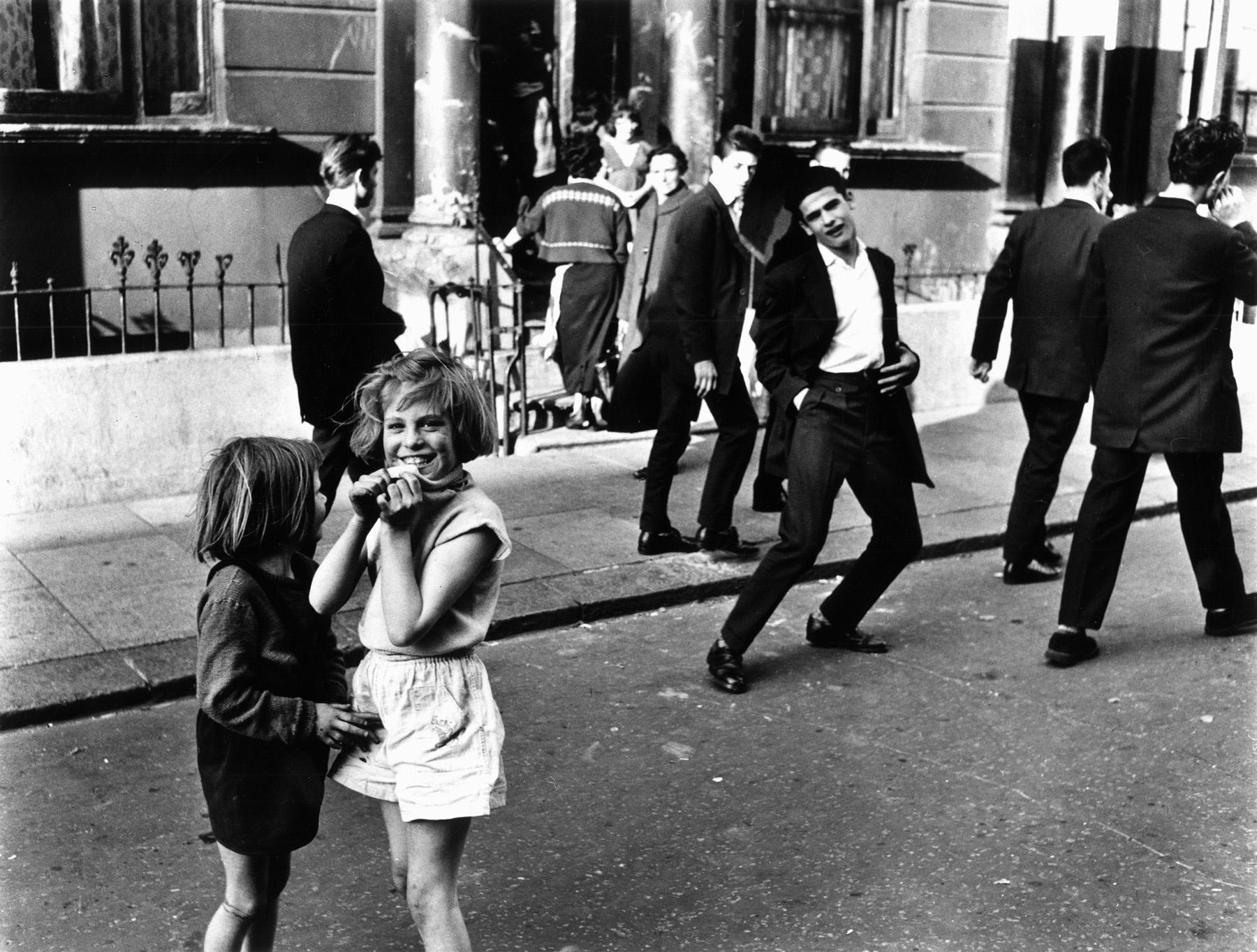 1956. Эй, мистер, сфотографируй меня