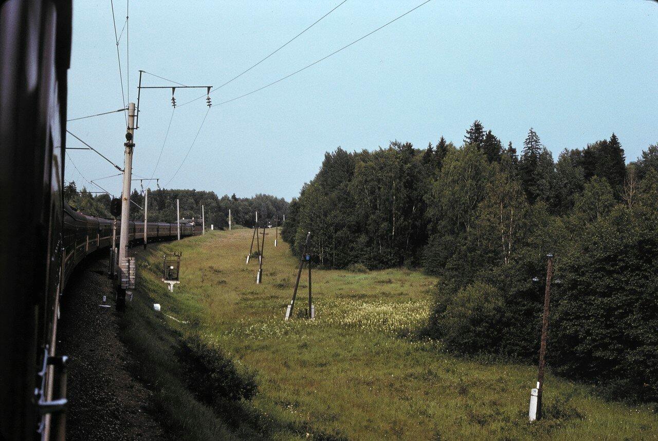Транссибирская магистраль на Урале