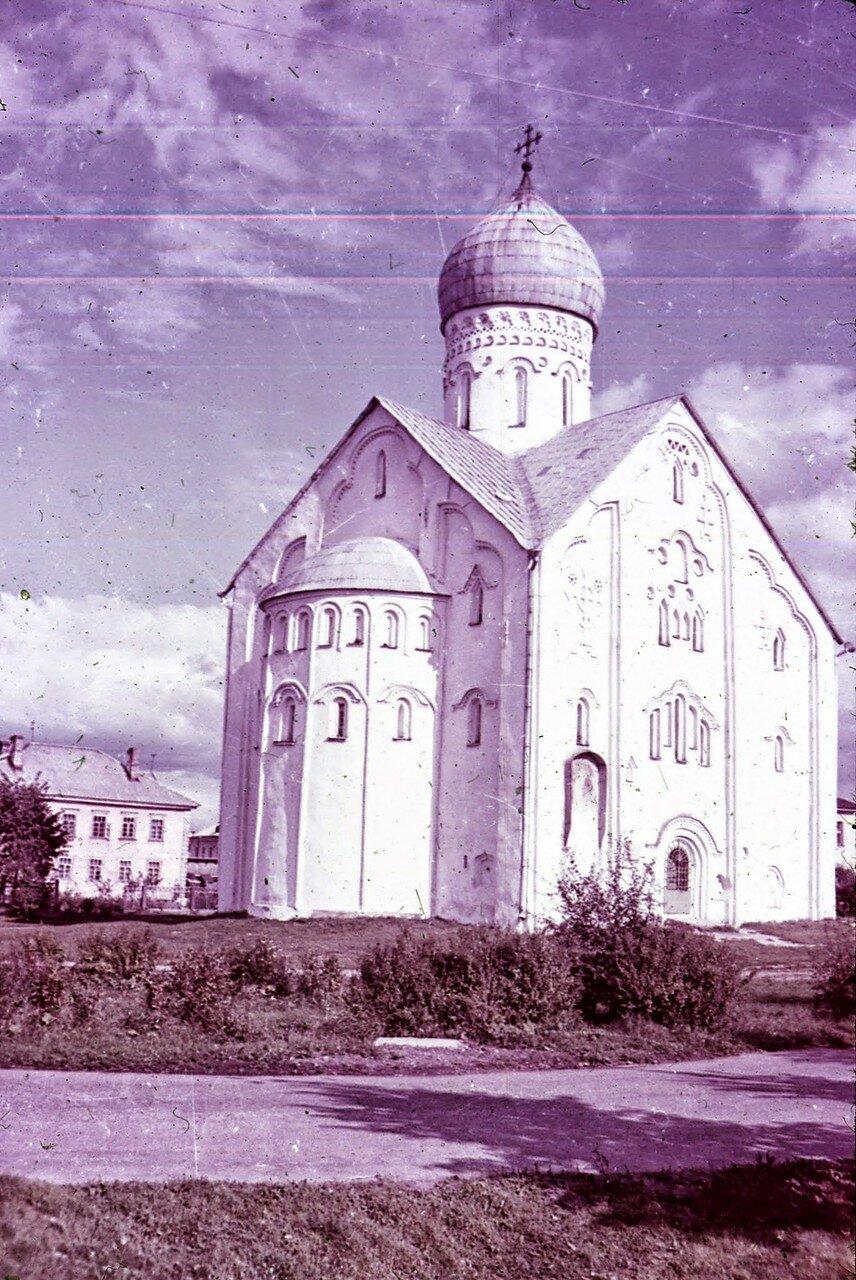 Новгород. Спасская церковь