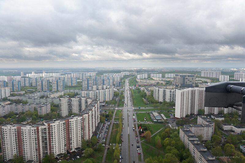 Новоясеневский проспект e_D700767a