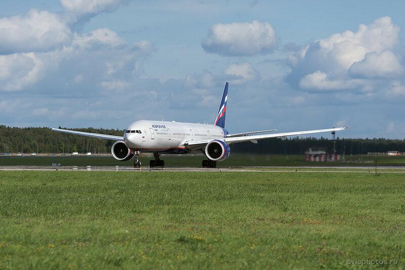 Boeing 777-3M0/ER (VQ-BQE) Аэрофлот 345_D704158