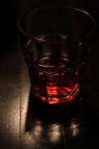 огонь в стакане