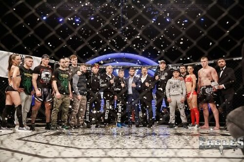 "27 мая в Кишиневе пройдет ""Eagles Fighting Championship"""