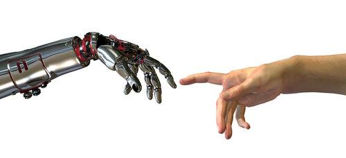 Роботов оснастили нервной системой, чтобы чувствовать боль