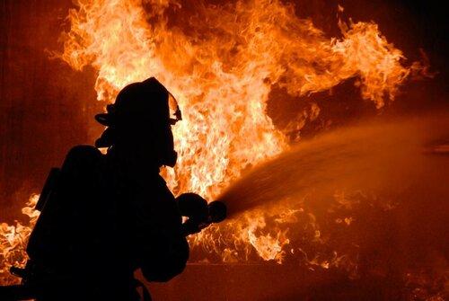 Пожар в Бельцах: два человека погибли