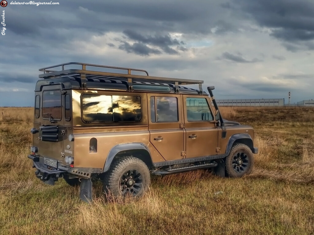 DEFENDER XTech Special Edition