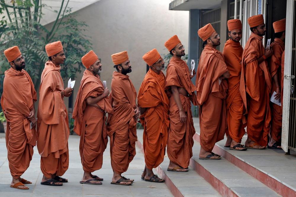 Декабрьские фото из Индии
