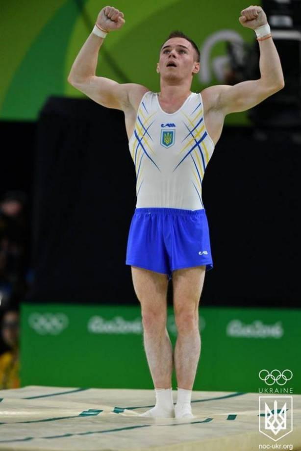 Победу принес гимнаст: Украина завоевала первое золото на Олимпиаде-2016