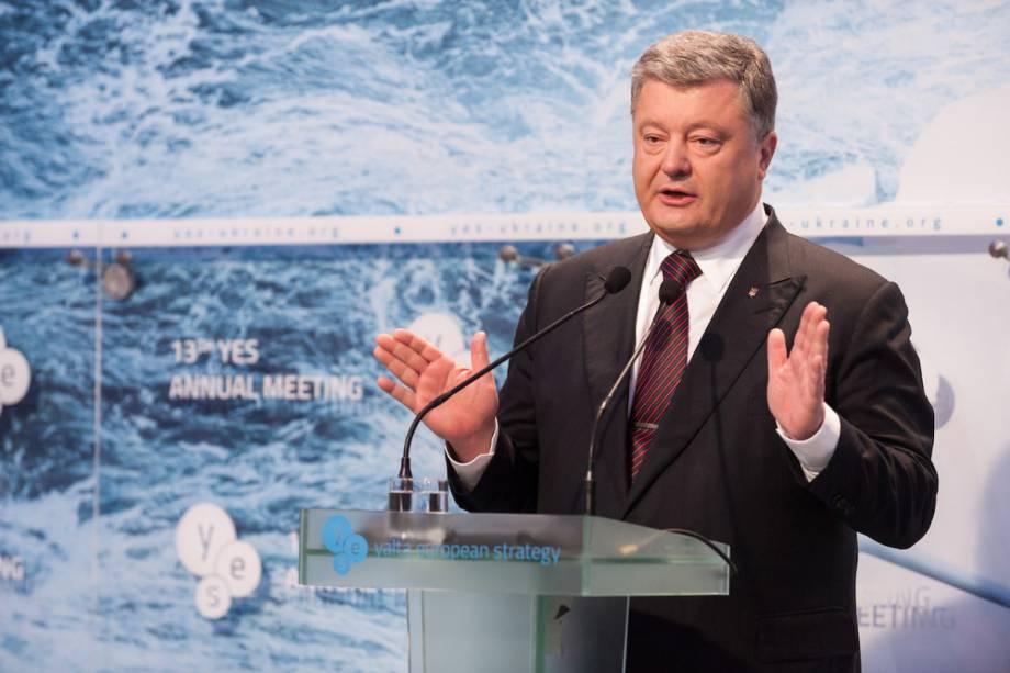 ГПУ допросит Порошенко после его командировки в ООН, - Луценко