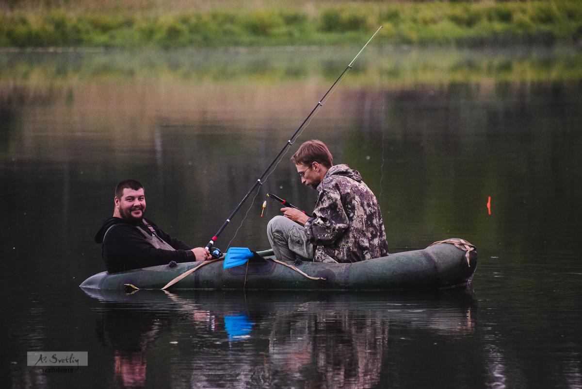 отчеты о рыбалке с яузского водохранилища центральный форум
