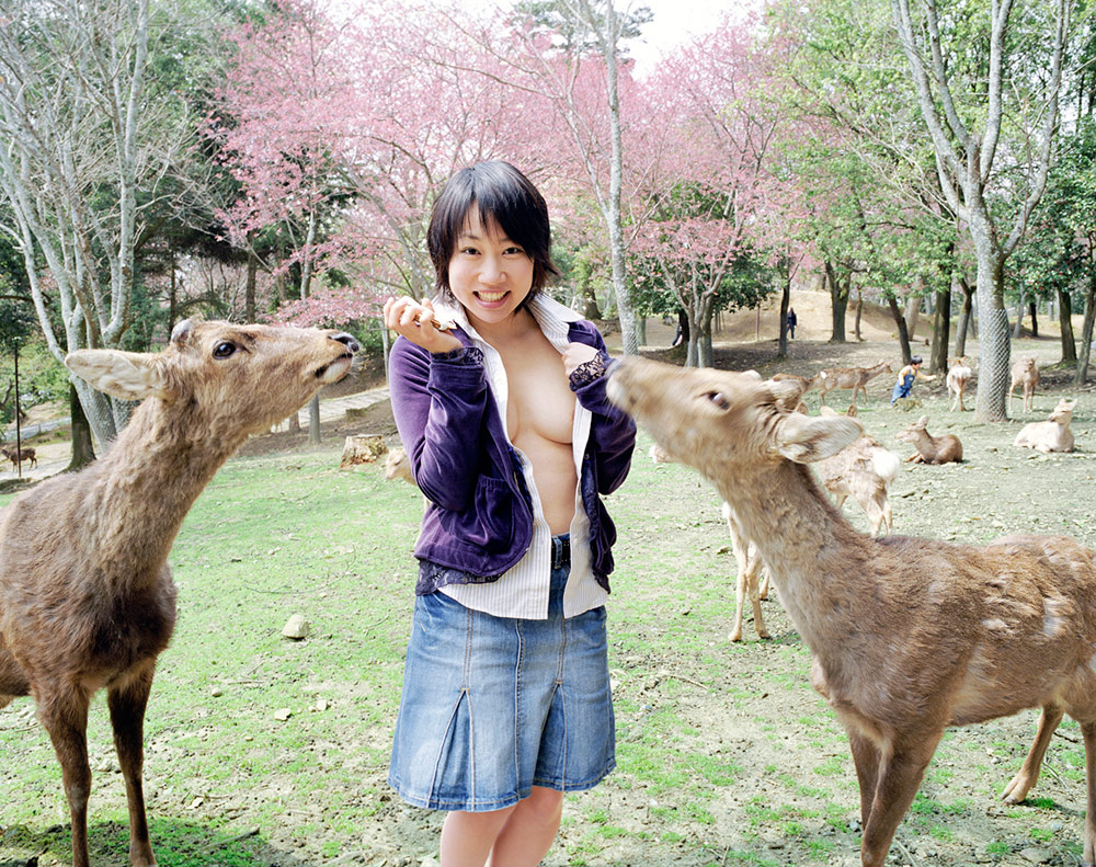 Японское ню Ryuta Sakurai