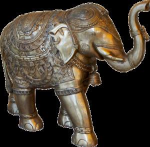 статуэтки слонов
