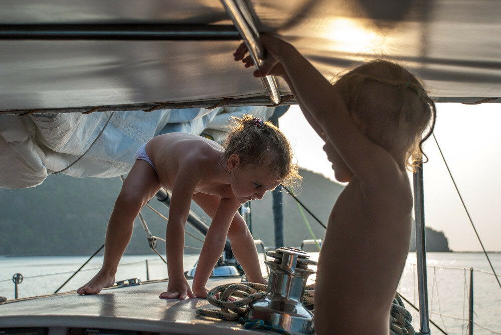 Арендовать яхту в Паттайе