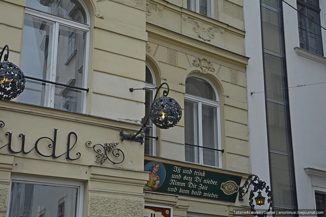 Вена - любовь моя