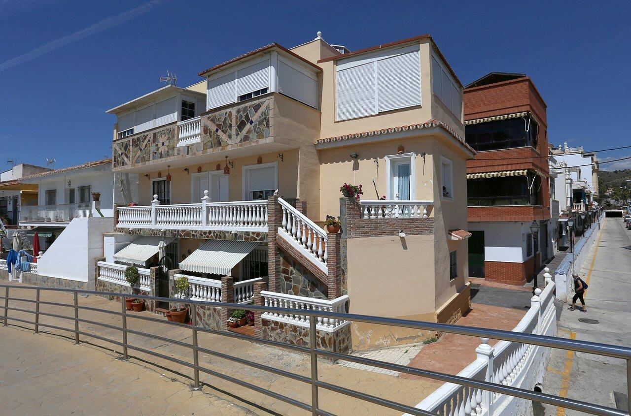 Ринкон-де-ла-Виктория. Пляж Ла-Кала (Playa de la Cala)
