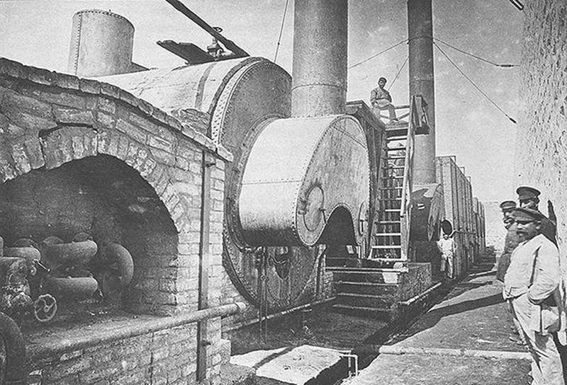 3. Трубопроводный транспорт Что считать первым настоящим трубопроводом, сказать сложно. Можно вспомн