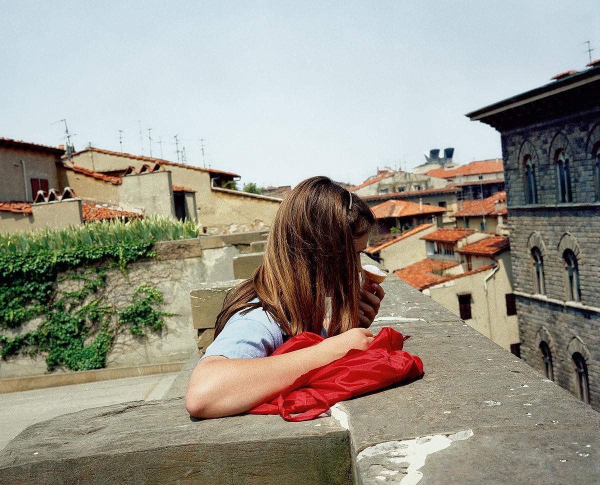 4. Милан, 1981. (Charles Traub)
