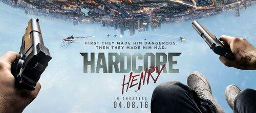 """""""Хардкор Генри""""- фильм, который стоит посмотреть"""