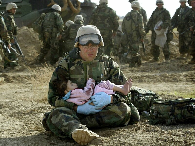 Война в объективе: Ирак