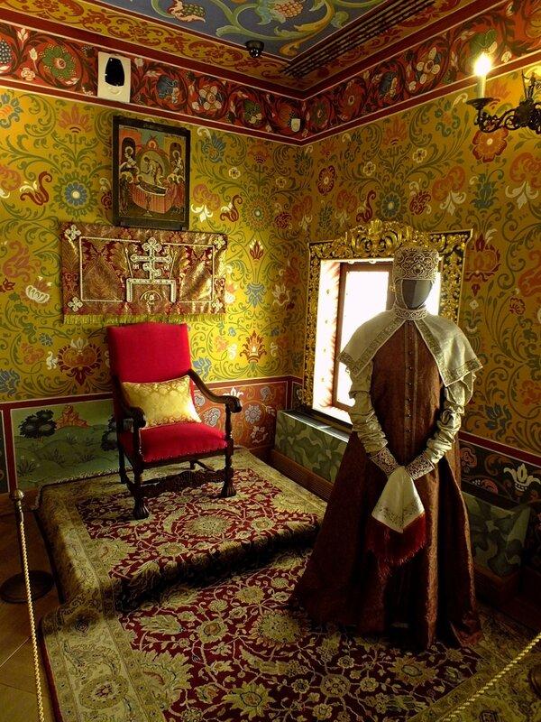 Престольная палата царицы