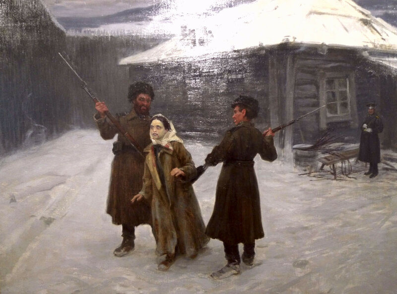 Николай Касаткин_Сигида ( Карийская  трагедия), 1930.jpg