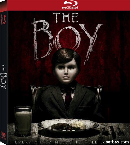 Кукла / The Boy (2016/BDRip/HDRip)